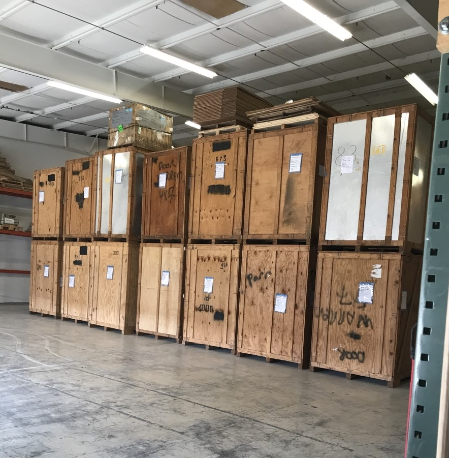 cincinnati warehouse storage